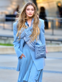 Stars Who Can Be Small Spenders Gigi Hadid