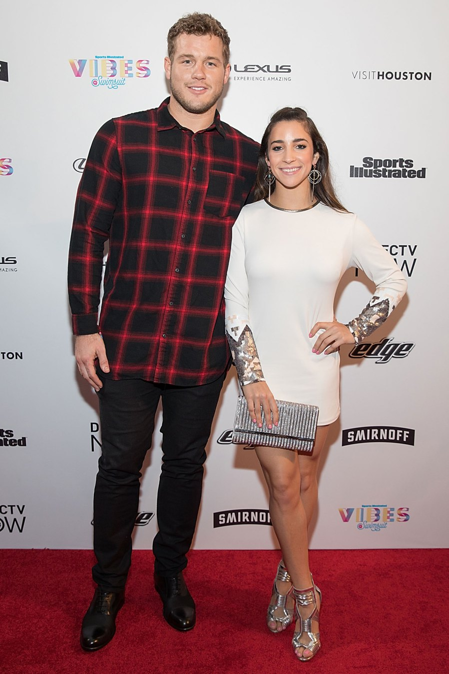 Stars Who Have Dated Bachelor Nation Colton Underwood and Aly Raisman