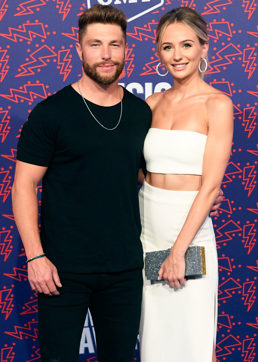 Stars Who Have Dated Bachelor Nation Lauren Bushnell and Chris Lane