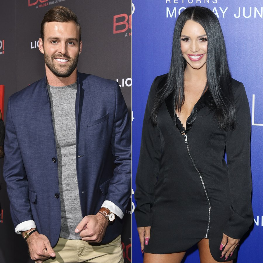 Stars Who Have Dated Bachelor Nation Robby Hayes and Scheana Shay