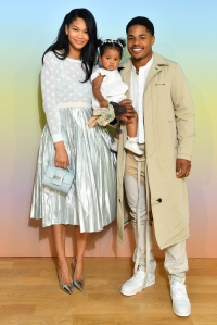 Sterling Shephard Chanel Iman Daughter Could Be a Mode
