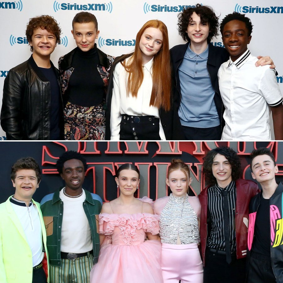 Stranger Things Cast From Season 1 to Today