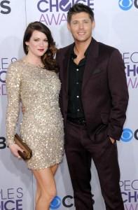 Supernatural's Jensen Ackles and Wife Danneel Harris