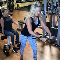 Tamra Judge Gym Weights