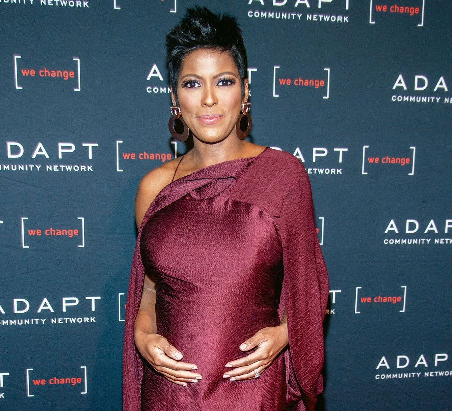 Tamron Hall Hits Back After Being Criticized for Being a Working Mom