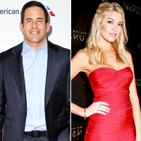 Tarek El Moussa Spotted Kissing Selling Sunset Star Heather Rae Young