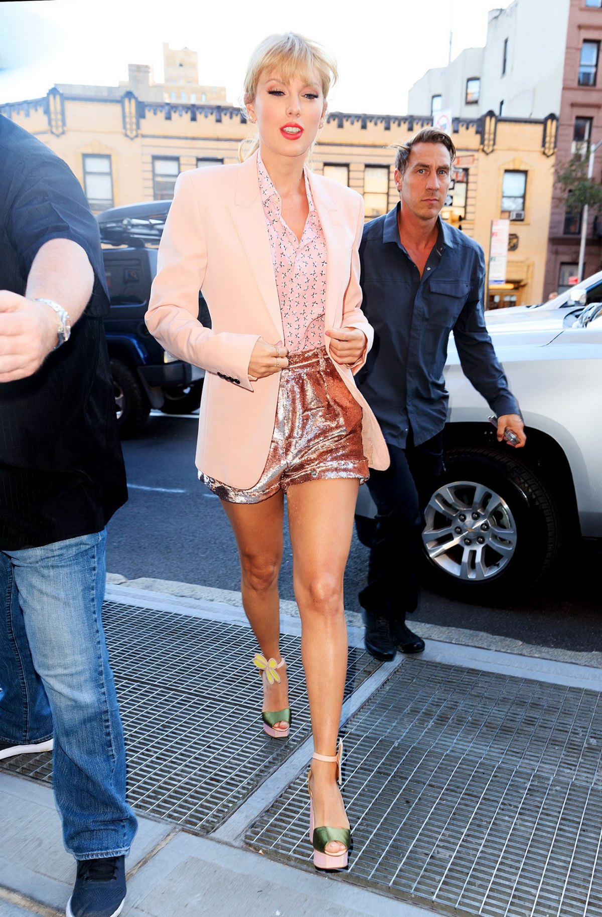 Hollywood's Best Legs - How Beyoncé, Taylor Swift, Ciara and More