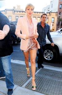 Taylor Swift Best Legs In Hollywood
