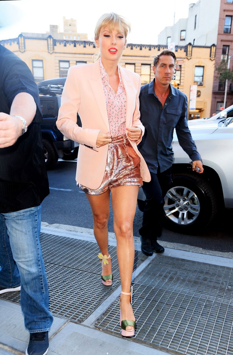 ecb3fbc998b Best Celebrity Legs: Fitness Tips From Beyonce, Ciara, Taylor, More