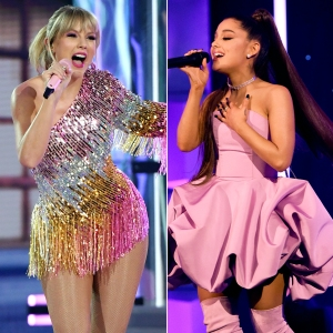 Taylor Swift Fans On Ariana Grande Collaboration