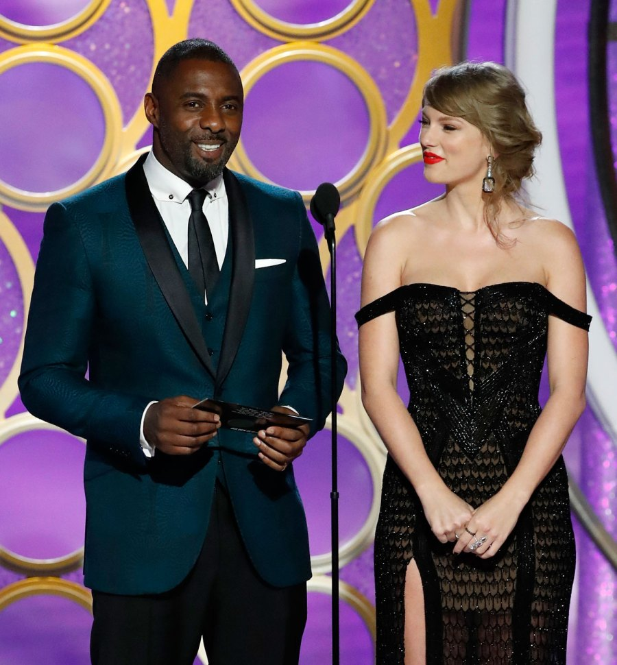 Taylor Swift and Idris Elba Star In Cats