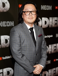 Director Joseph Kahn attends the Los Angeles Premiere For YouTube Premium And Neon's Bodied Taylor Swift vs Scooter Braun