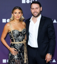 Yael Cohen and Scooter Braun attend the MOCA Benefit 2019 Taylor Swift vs Scooter Braun