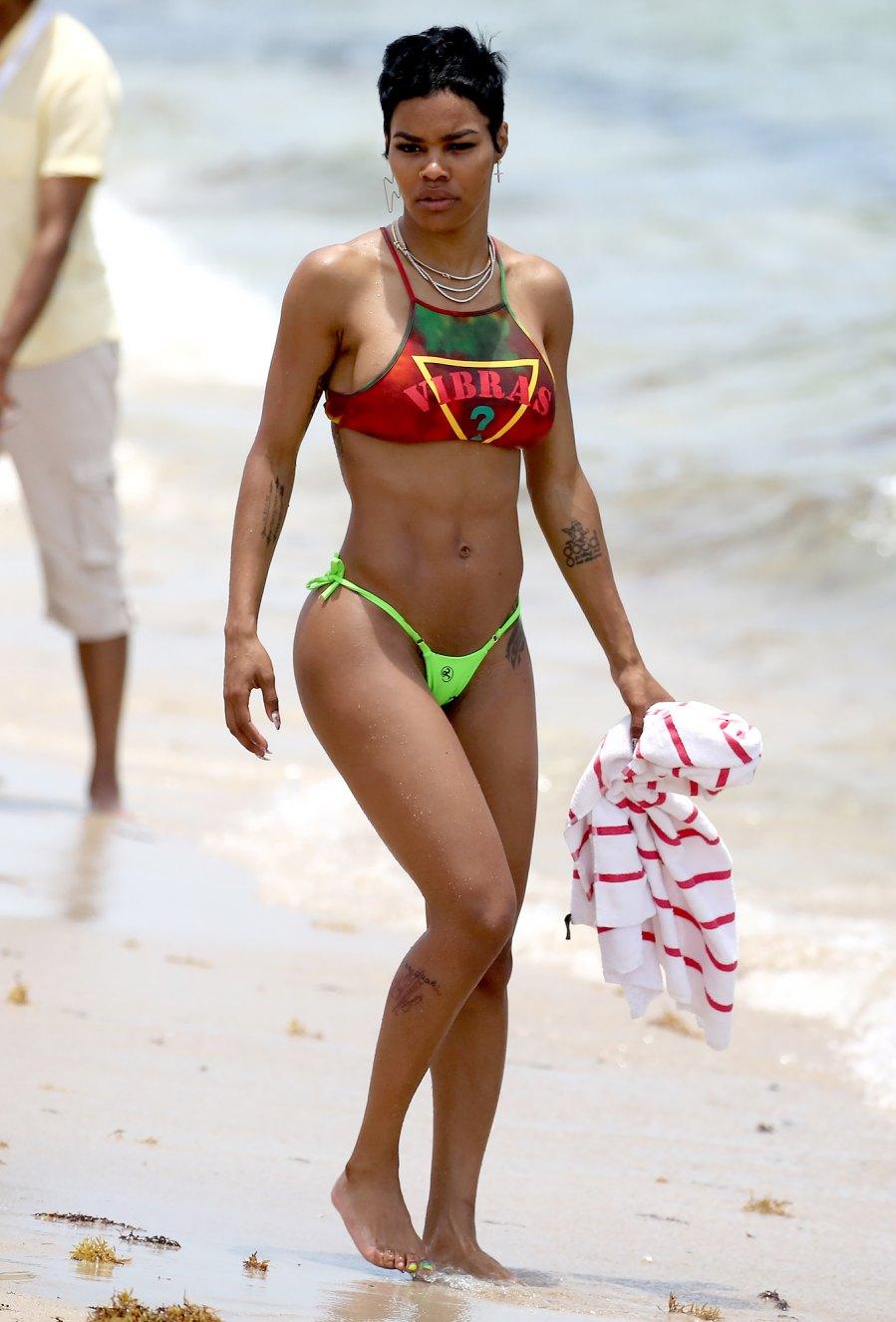 Teyana-Taylor-bikini-4th-of-july