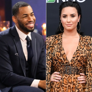 The Bachelorette Mike Johnson Would Date Demi Lovato