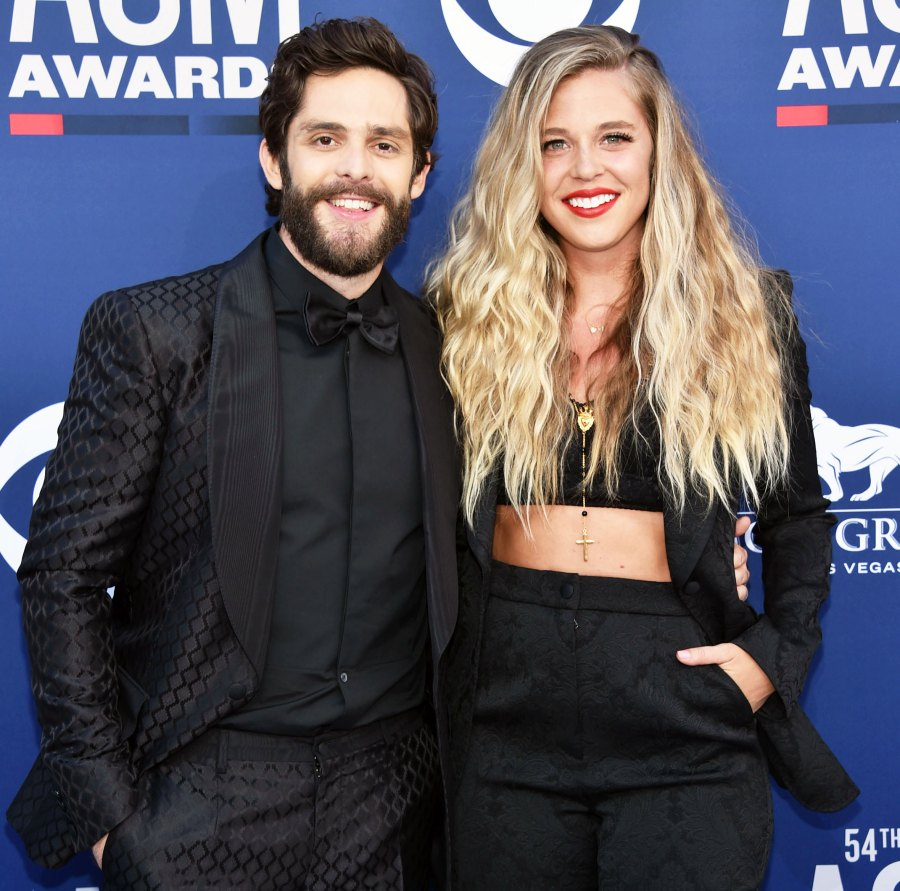 Thomas Rhett's Wife Lauren Akins Is Pregnant with Baby Number. 3