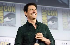 Tom Cruise 'Top Gun: Maverick' Trailer Comic-Con