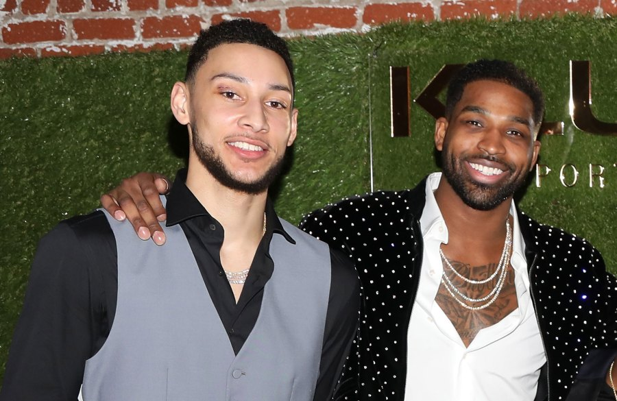 Tristan Thompson Trains With Kendall Jenner's Ex Ben Simmons