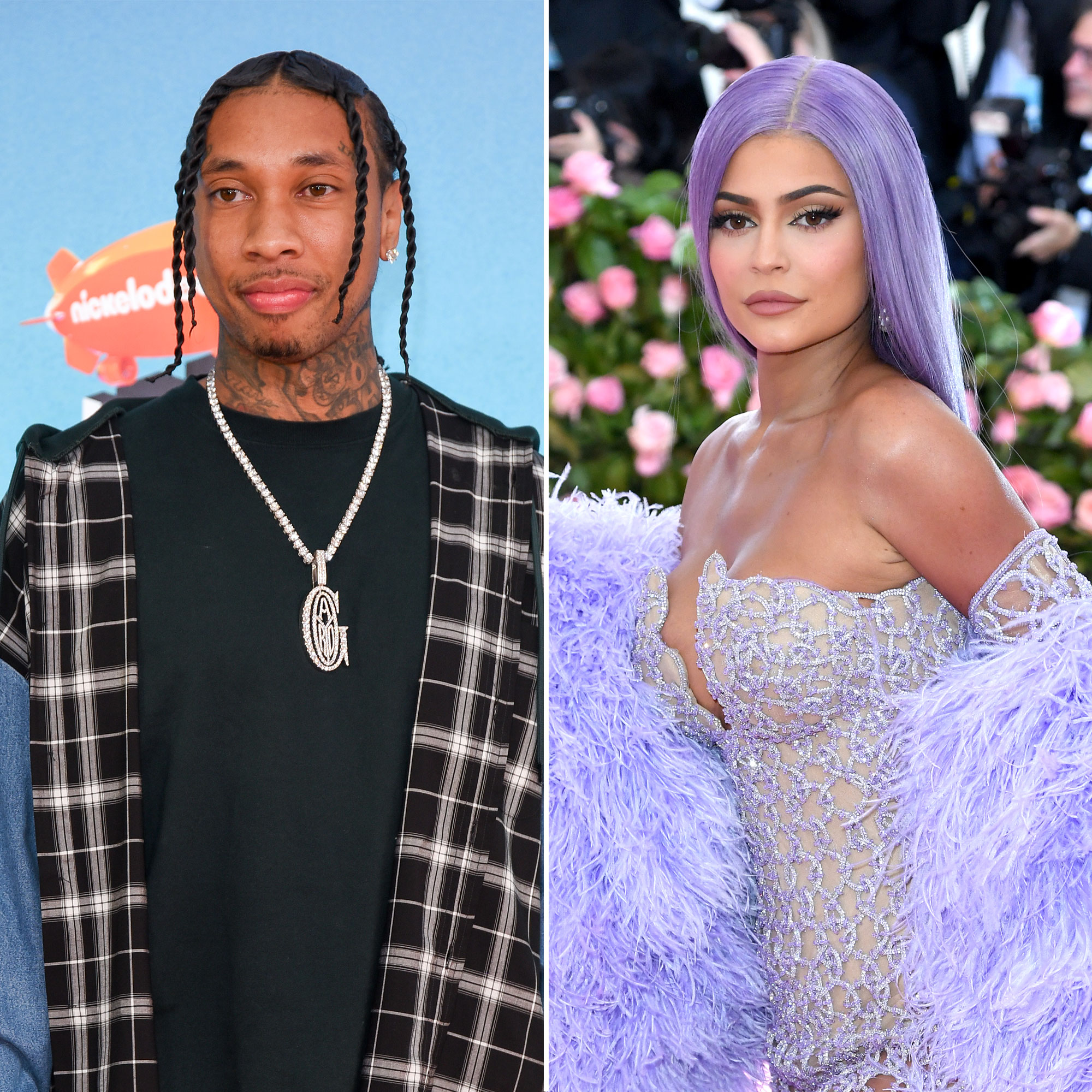 e04dcb5d1e9 Tyga Awkwardly Sidesteps Questions About Ex-Girlfriend Kylie Jenner: 'You  Date, You Move On'