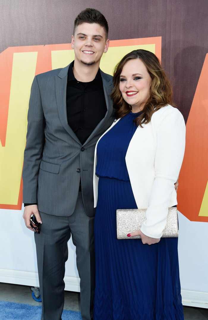 Tyler Baltierra Shares Pic of 'Beautiful' Catelynn Says He's 'So Blessed'
