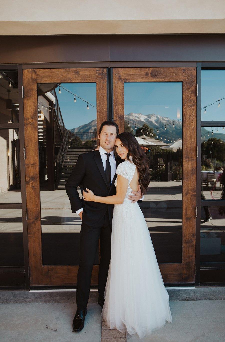 Val Chmerkovskiy and Jenna Johnson Second Wedding Celebration