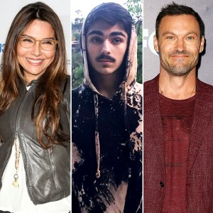 Vanessa Marcil Fiance Is So Happy Her Son Kassius Marcil-Green Visited Dad Brian Austin Green
