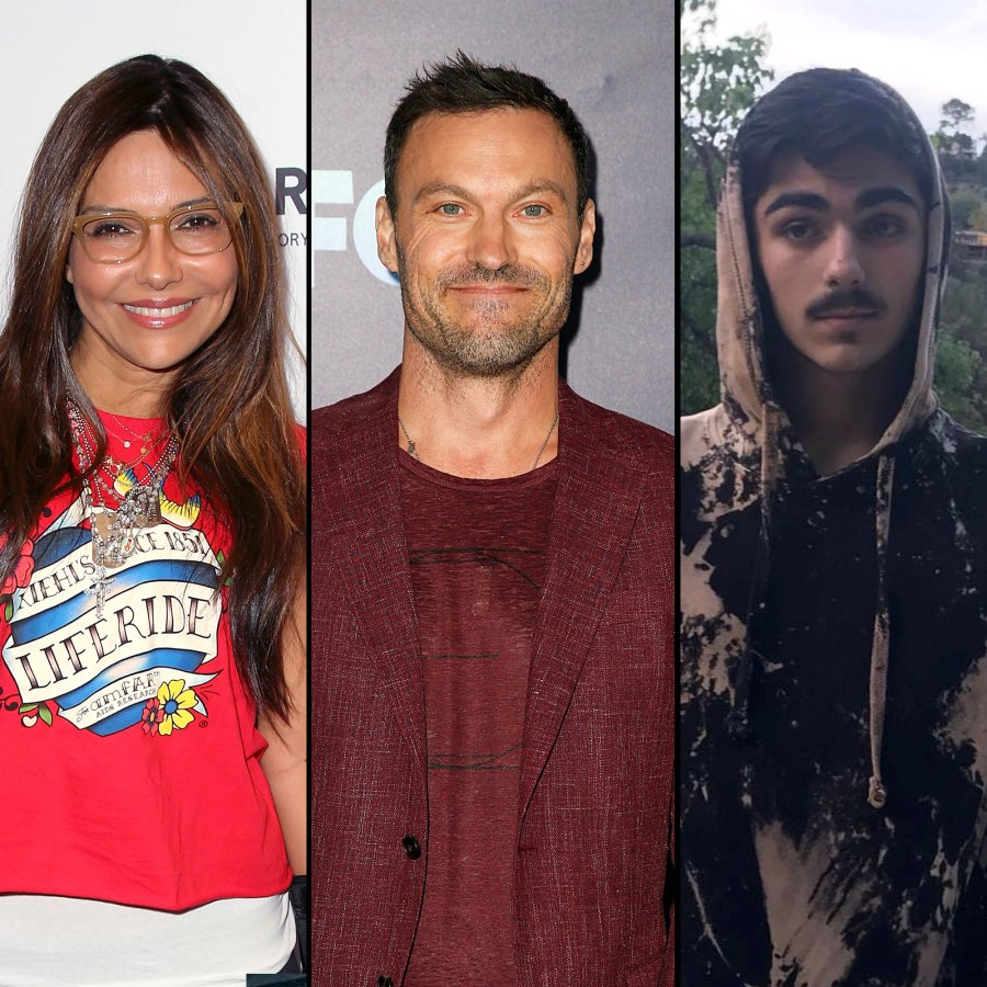 Vanessa Marcil Grateful Brian Austin Green and Kassius Marcil-Green Are Together