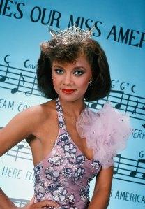 Vanessa Williams as Miss America 1984