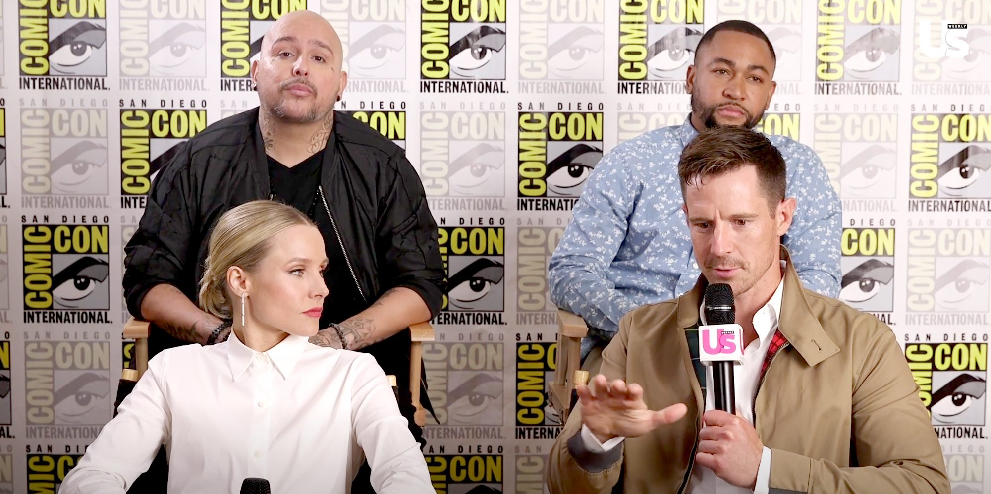 Veronica Mars' Cast React to 'Brutal' Finale Twist: Video