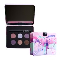 NYX Professional Makeup Paradise Fluff Shadow and Liner Set