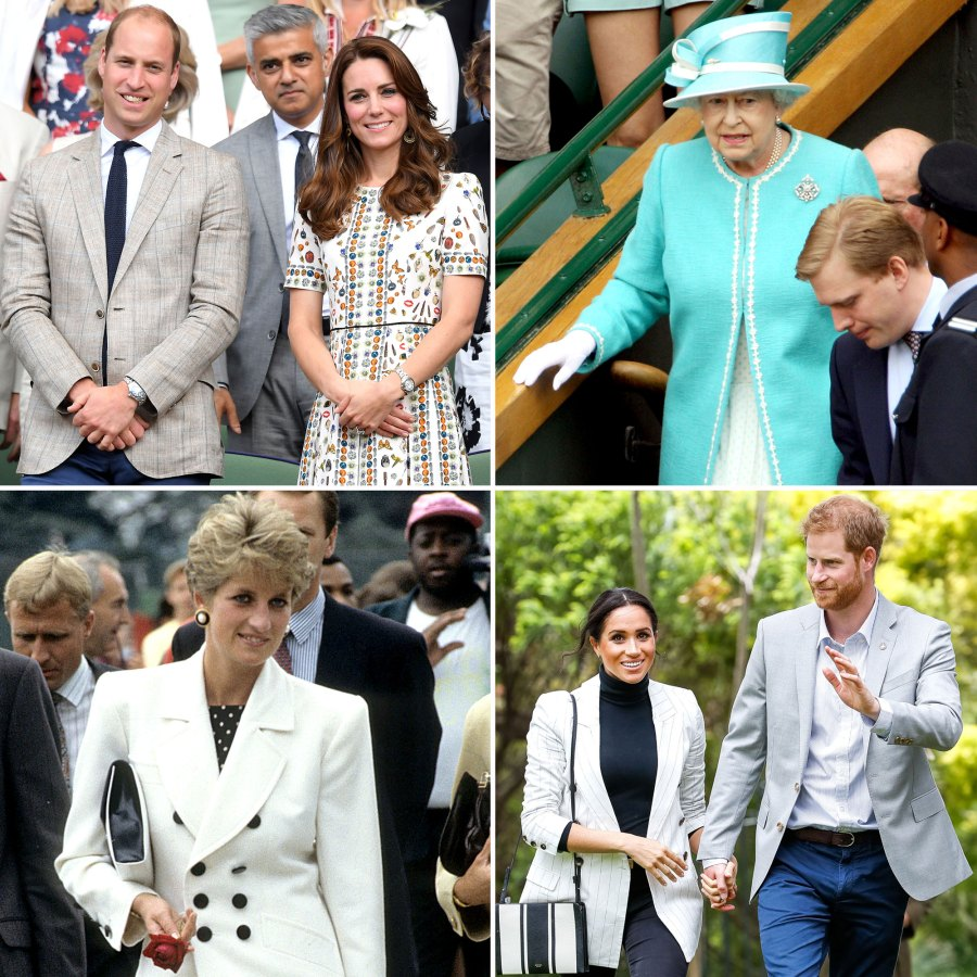 What royals wear to sporting events