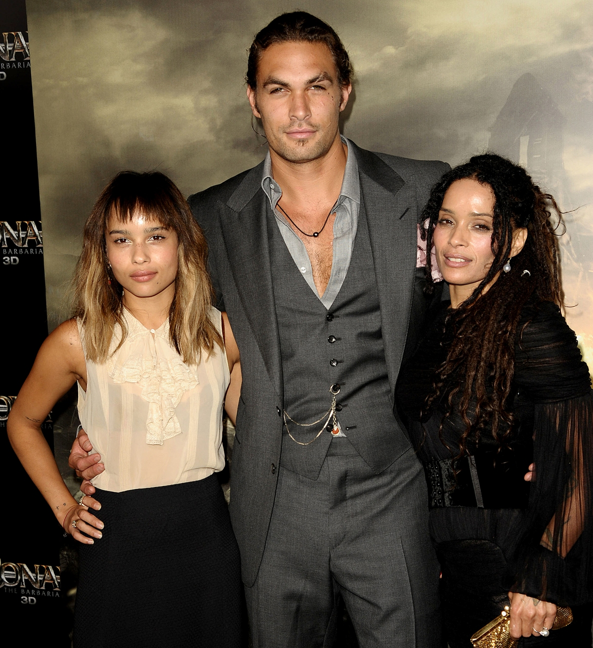 Jason Momoa Lisa Bonet S Sweetest Quotes About Their Family