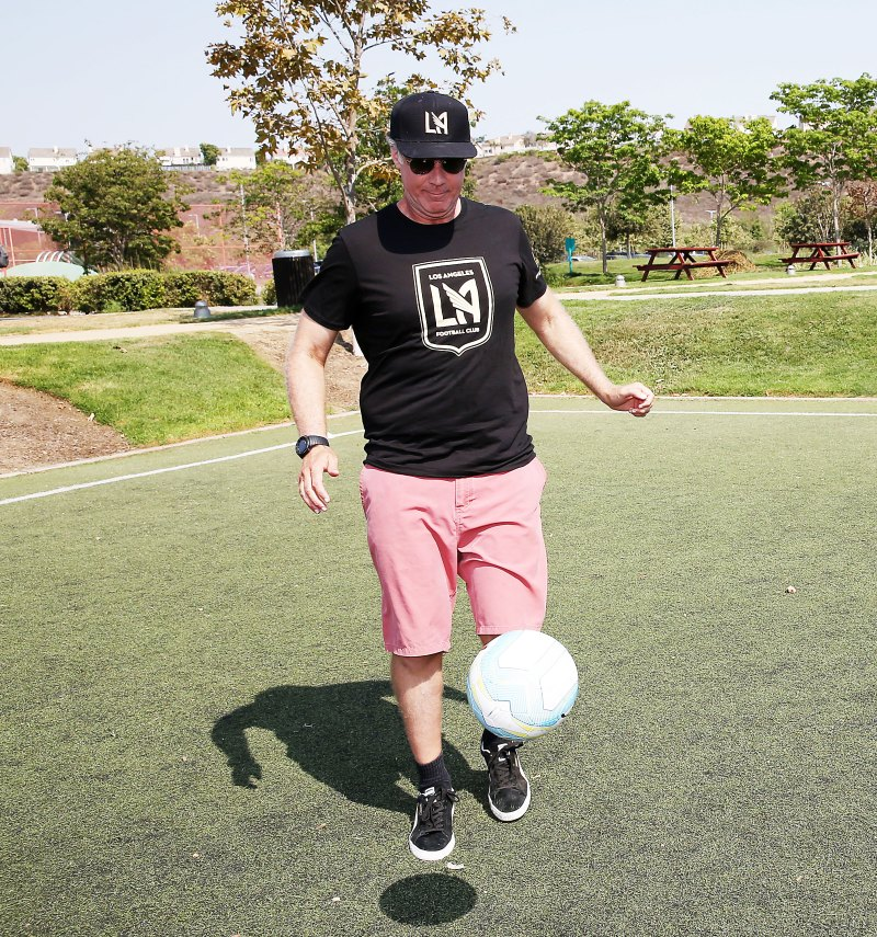 Celebrities Who Play Soccer, Have World Cup Fever: Photos
