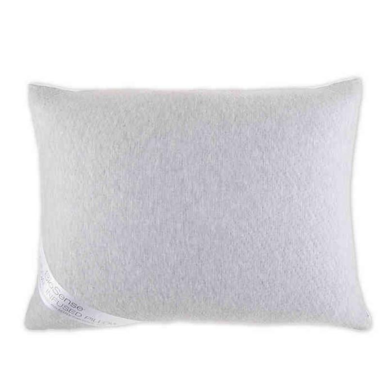 comfy charcoal pillow