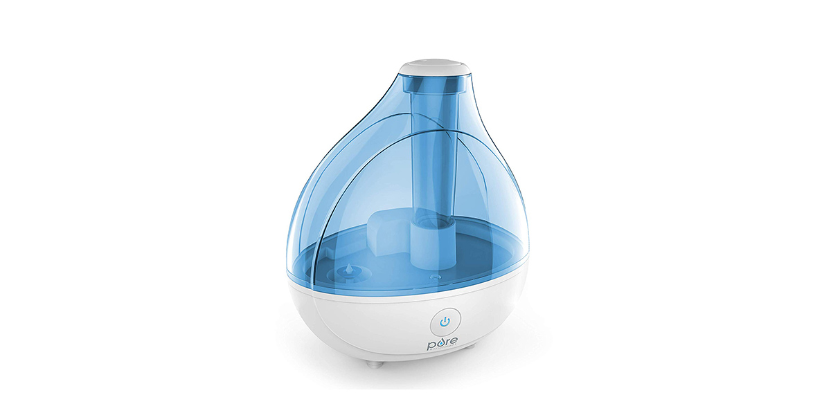This Humidifier With 12k Reviews Can Help Relieve Dry Skin