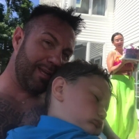 JWoww, Boyfriend Zach Carpinello and Husband Roger Mathews Celebrate Daughter's Birthday