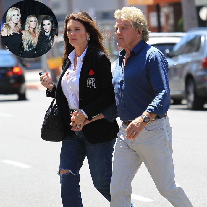 Lisa Vanderpump's Husband Ken Todd Slams 'RHOBH' Cast's 'Vicious Nastiness'
