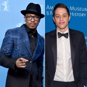 Nick Cannon Says Pal Pete Davidson Is 'Doing as Best as He Could Possibly Be Doing'