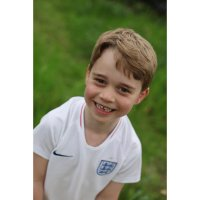 Prince George Laughs, Shows Off Missing Teeth in Official 6th Birthday Photos