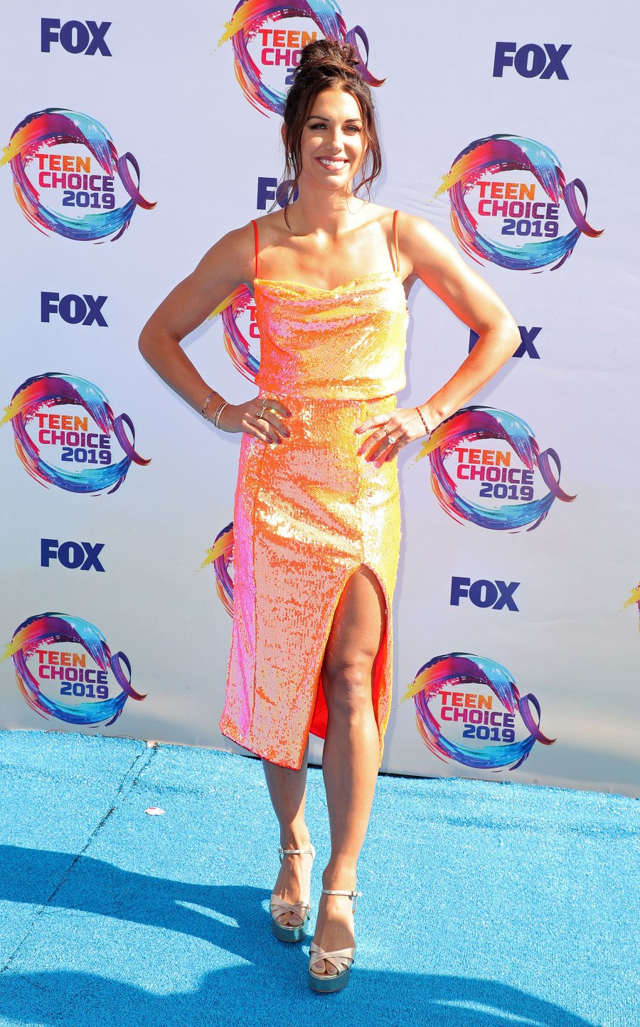 Alex Morgan Teen Choice Awards 2019