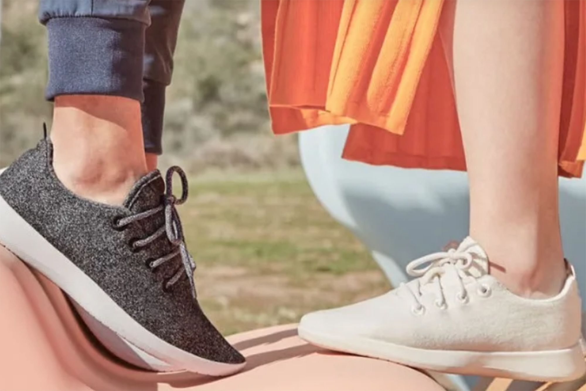 Everyone's Favorite Comfy Sneakers Now