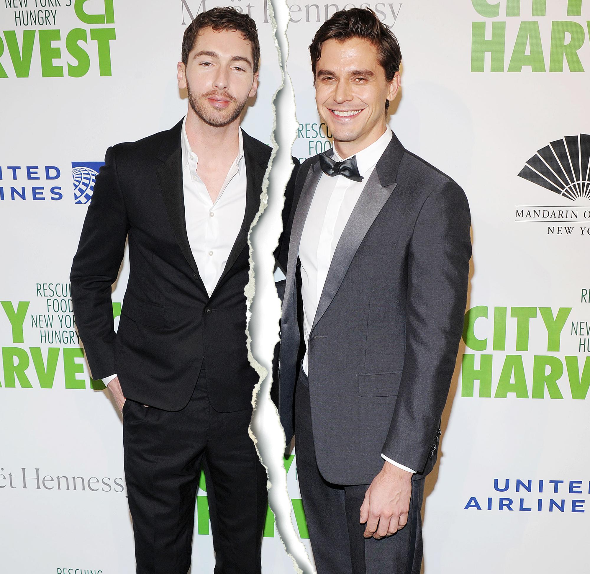 Queer Eye' Star Antoni Porowski, Boyfriend Trace Lehnhoff Split