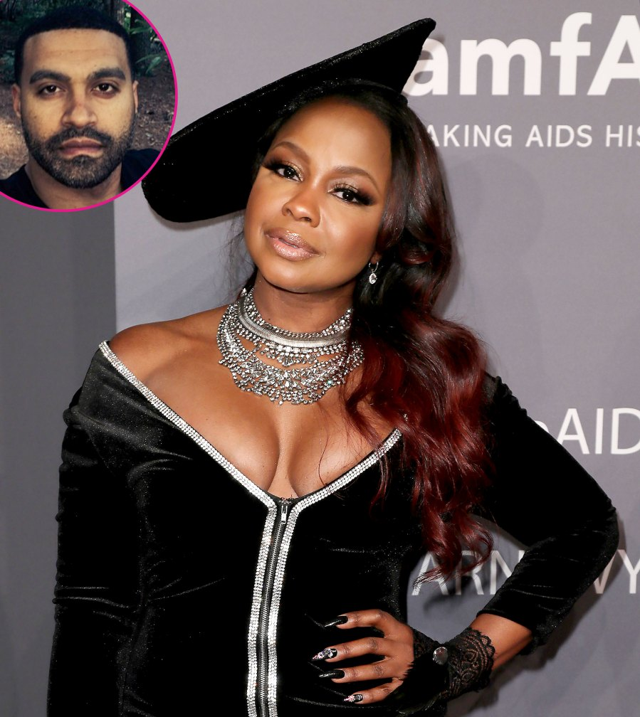 Apollo Nida Claims Ex Phaedra Parks Is Keeping Him From Their Kids