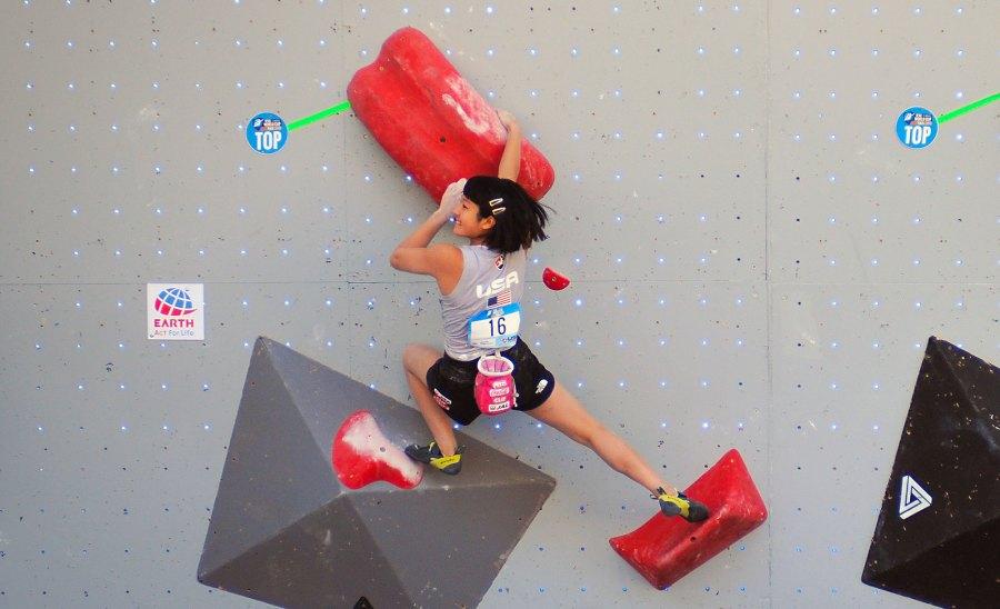 Ashima Shiraishi Team USA Competing at Tokyo Olympics 2020