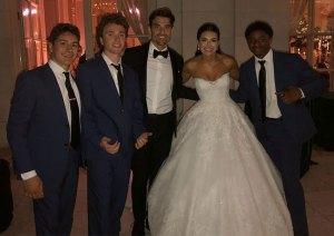 Ashley Iaconetti Wedding Ceremony Dress