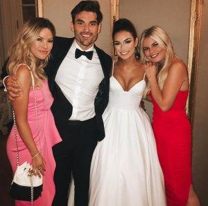 Ashley Iaconetti Wedding Reception Dress