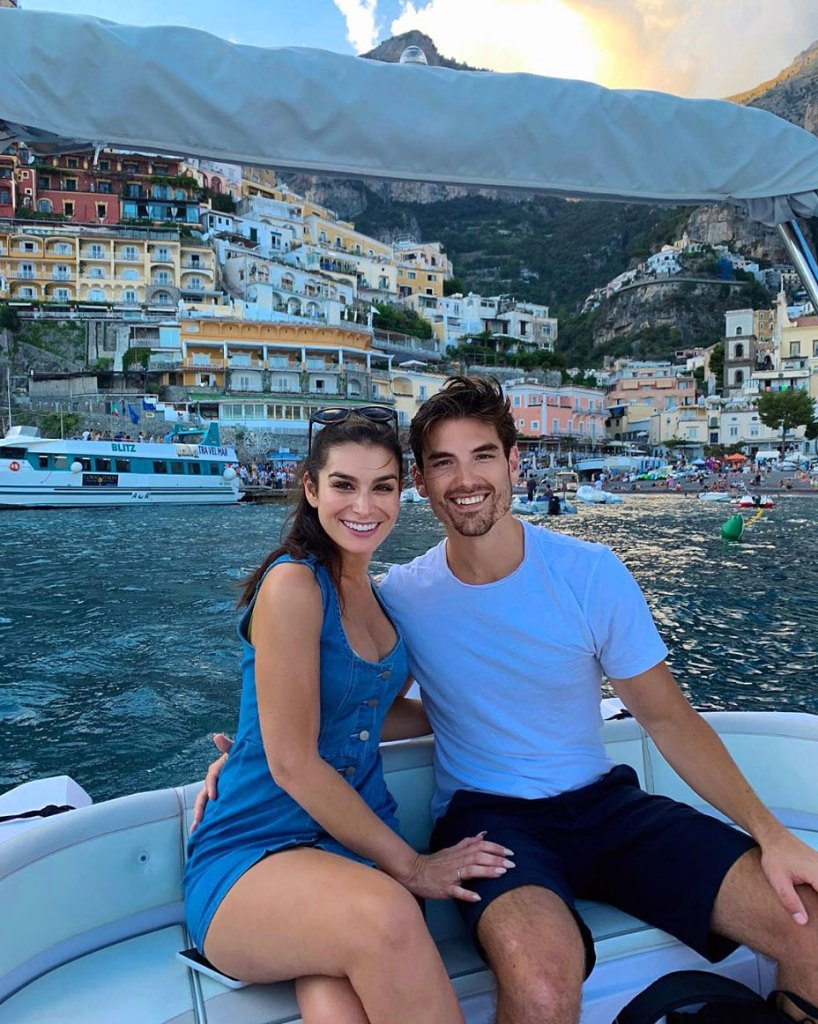 Jared Haibon Claps Back at Troll Who Told Him to Stop Posting Ashley Iaconetti Wedding Pictures Instagram Selfie On a Boat Honeymoon