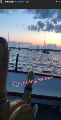 Ashley Iaconetti and Jared Haibon Kick Off Wedding Celebration in Rhode Island