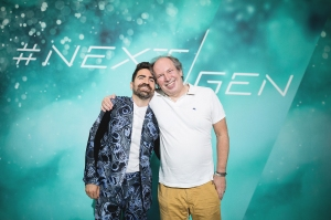 Hans Zimmer and Renzo Vitale
