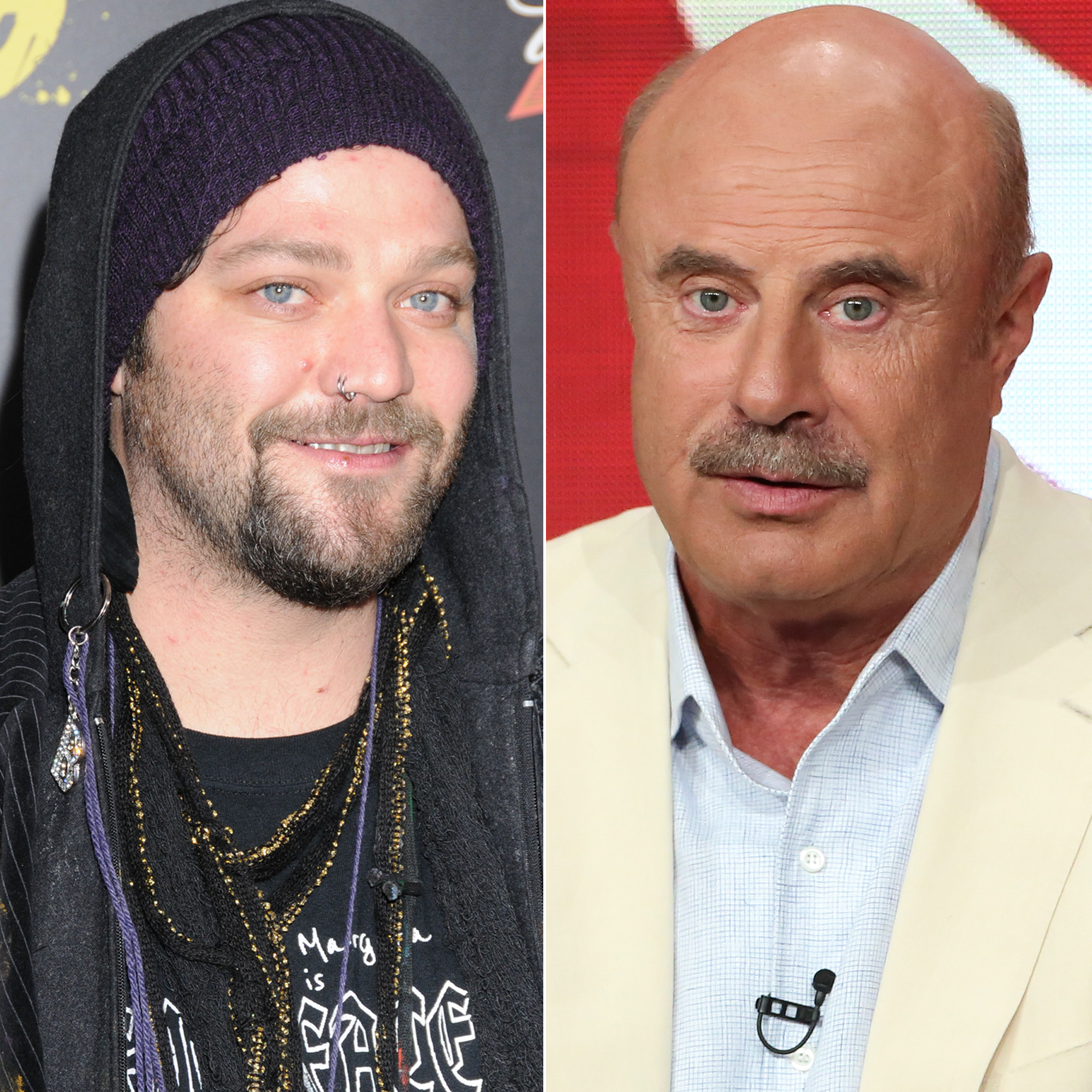Bam Margera Asks Dr  Phil to Help 'Family From Falling Apart'